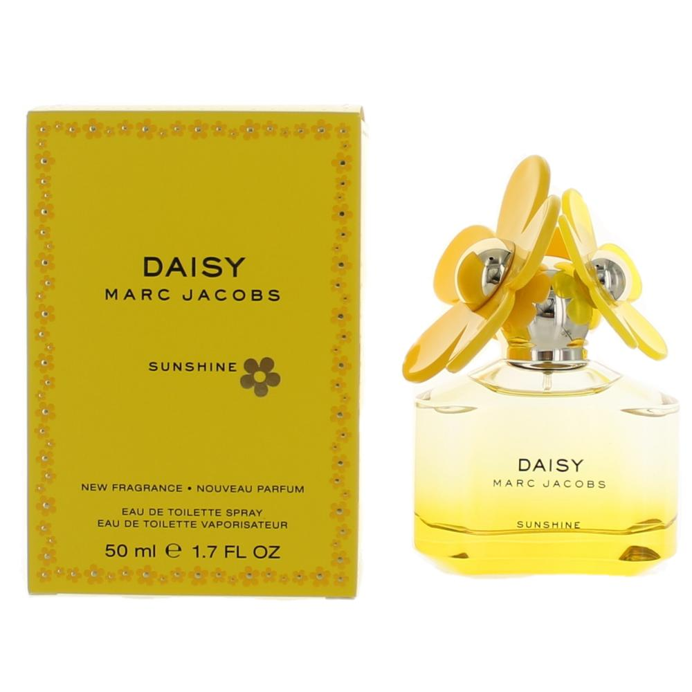 Daisy Sunshine by Marc Jacobs, 1.7 oz EDT Spray for Women