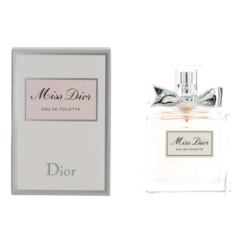 Miss Dior by Christian Dior, 1.7 oz EDT Spray for Women