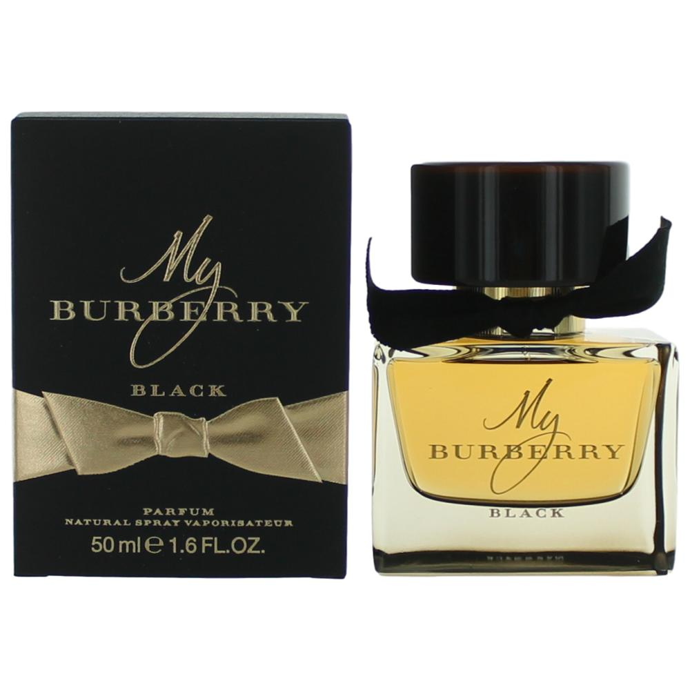 My Burberry Black By Burberry 2016 Basenotesnet