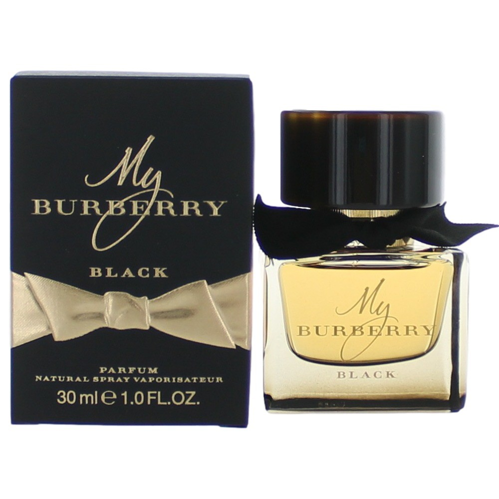 My Burberry Black by Burberry, 1 oz EDP Spray for Women