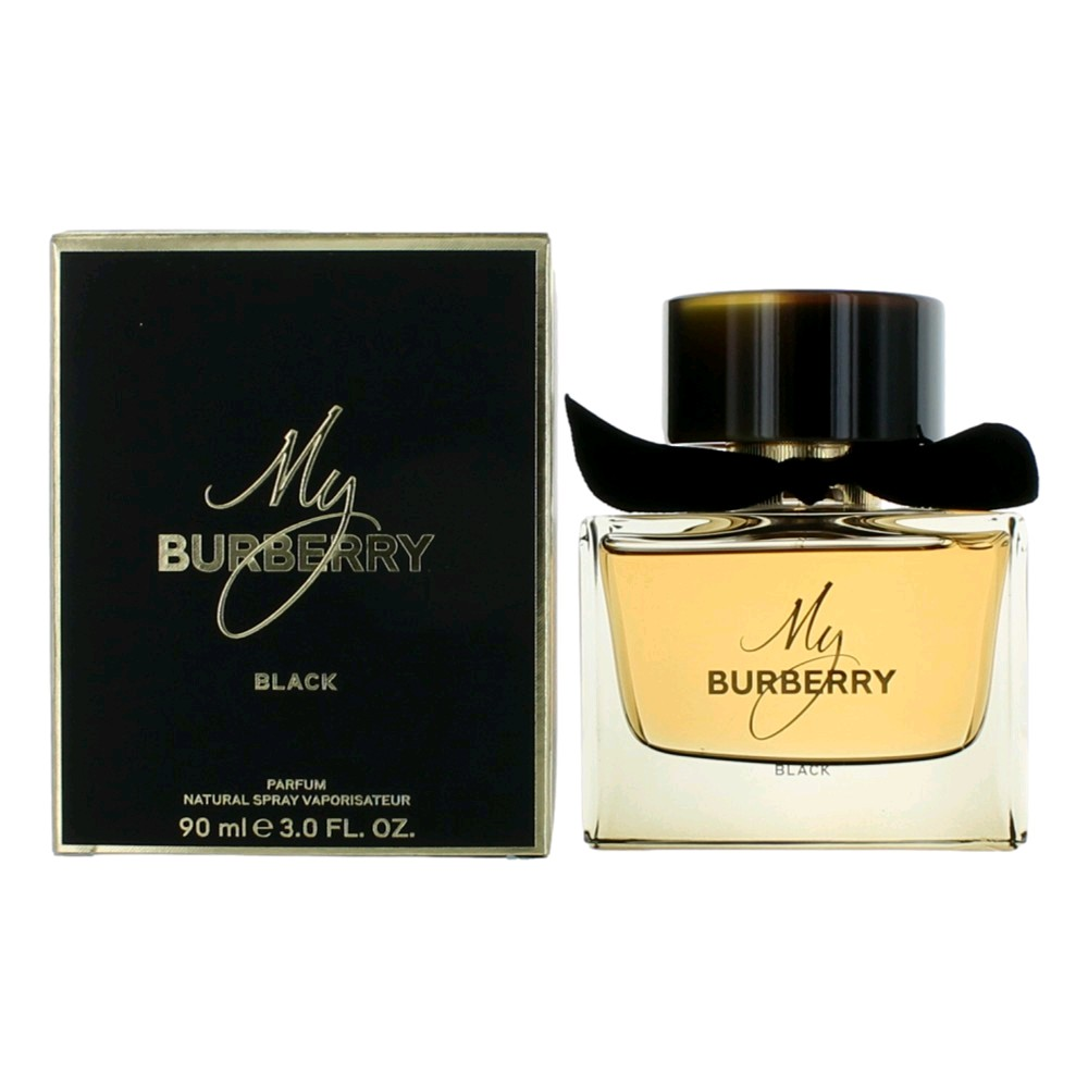 My Burberry Black by Burberry, 3 oz EDP Spray for Women