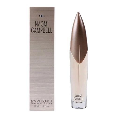 Naomi Campbell by Naomi Campbell, 1.6 oz Eau De Toilette Spray for Women