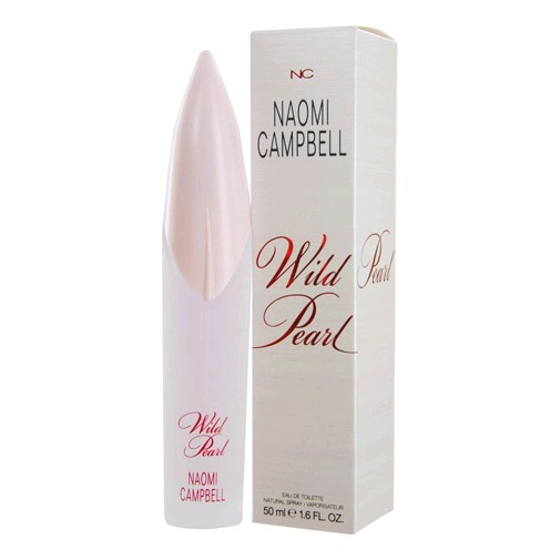 Naomi Campbell Wild Pearl by Naomi Campbell, 1.6 oz Eau De Toilette Spray for Women