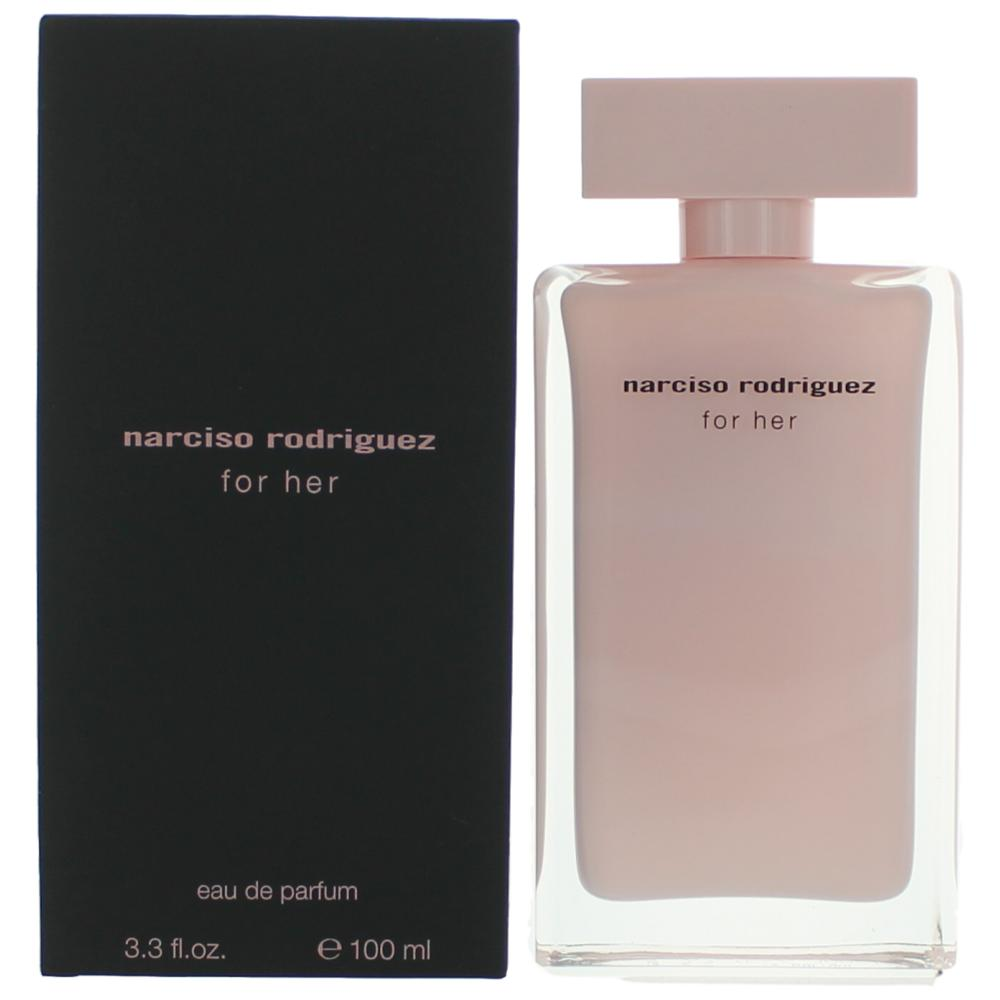 Narciso Rodriguez by Narciso Rodriguez, 3.3 oz Eau De Parfum Spray for Women awnarg33ps