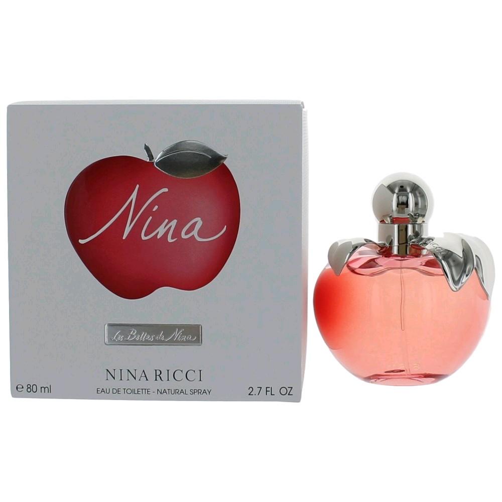 Nina By Nina Ricci, 2.7 Oz Edt Spray For Women