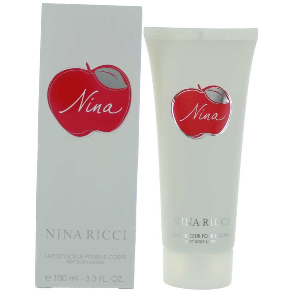 Nina By Nina Ricci, 3.3 Oz Soft Body Lotion For Women