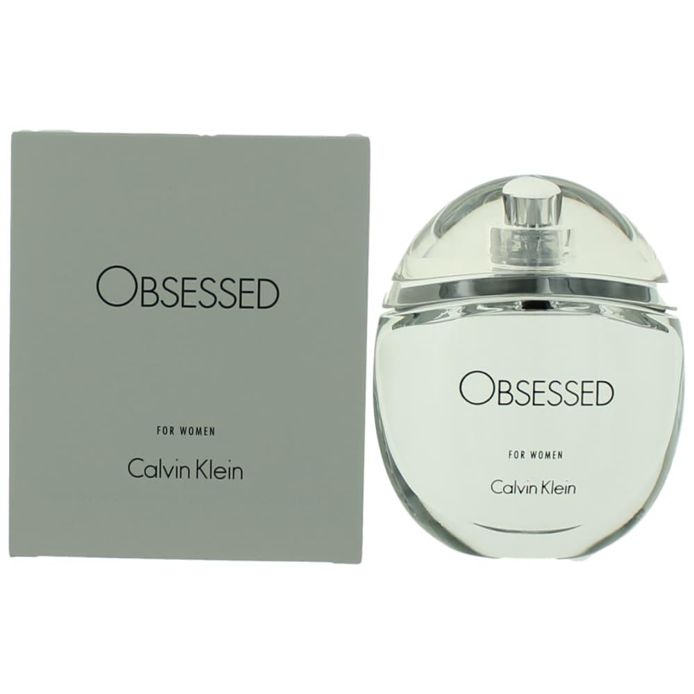 Obsessed by Calvin Klein, 3.4 oz EDP Spray for Women
