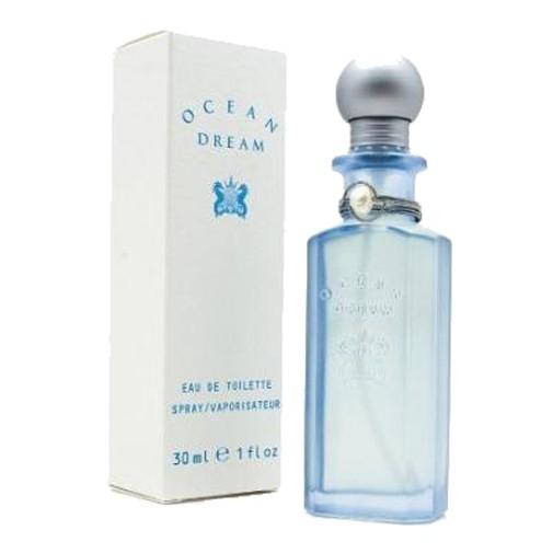 Ocean Dream by Ocean Dream, 1 oz Eau De Toilette Spray for Women