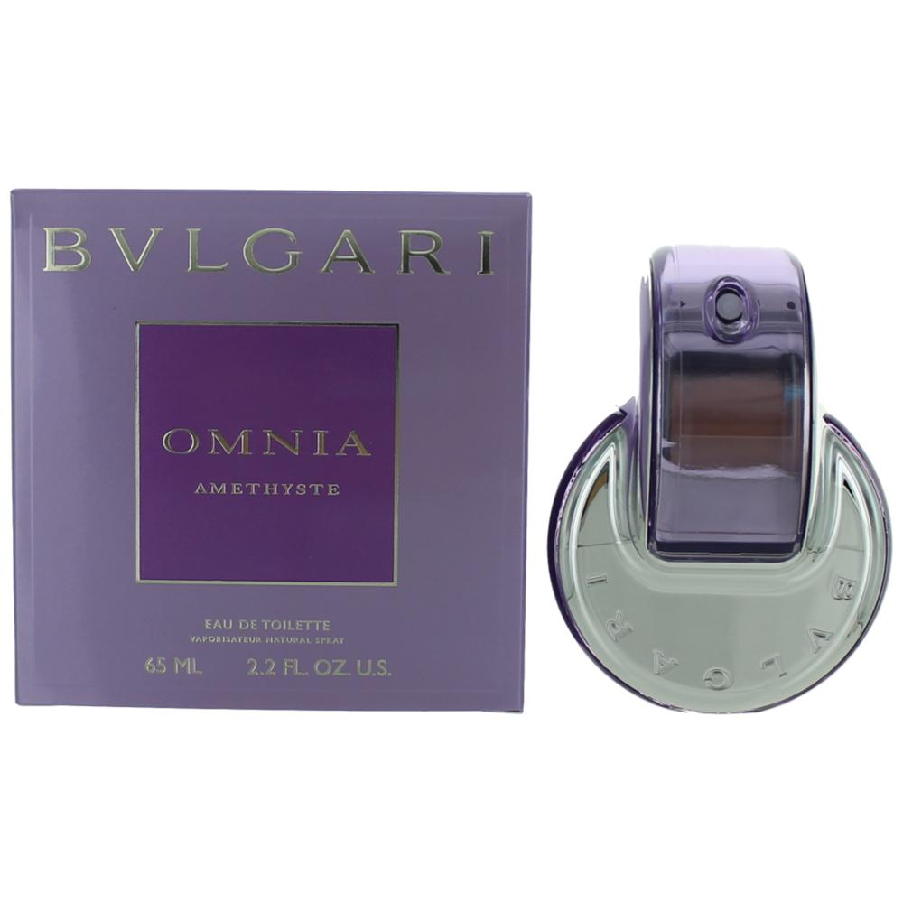 Omnia Amethyste by Bvlgari, 2.2 oz EDT Spray for women. (Bulgari)