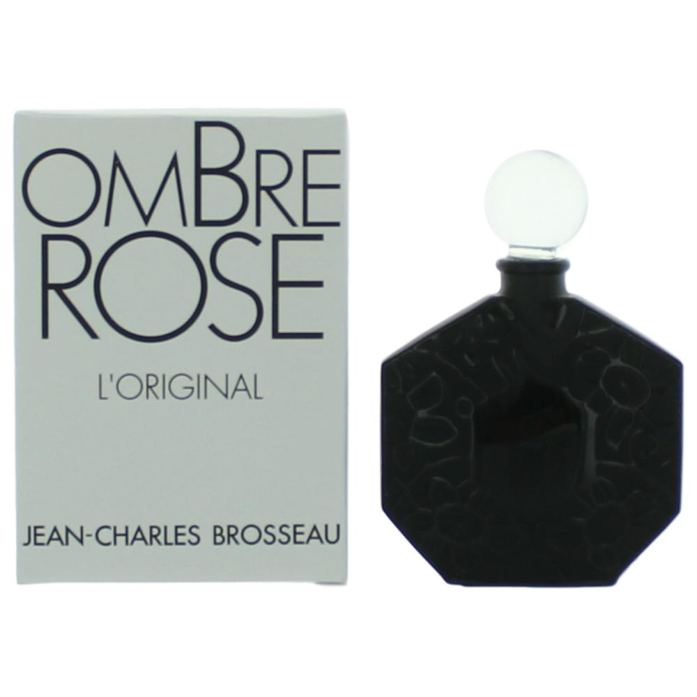 Ombre Rose by Jean-Charles Brosseau, .5 oz Pure Parfum Splash for Women