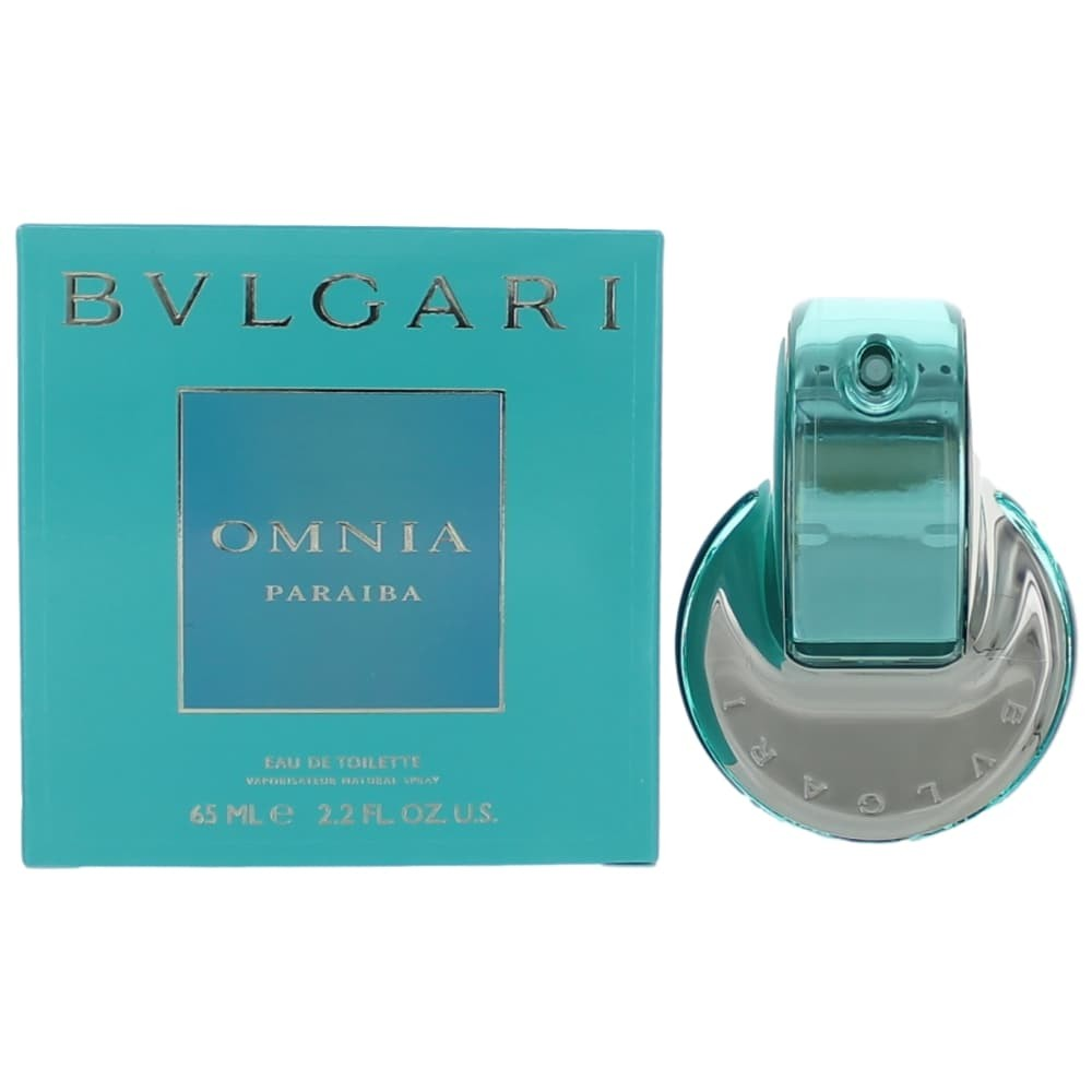 Omnia Paraiba by Bvlgari, 2.2 oz EDT Spray for Women