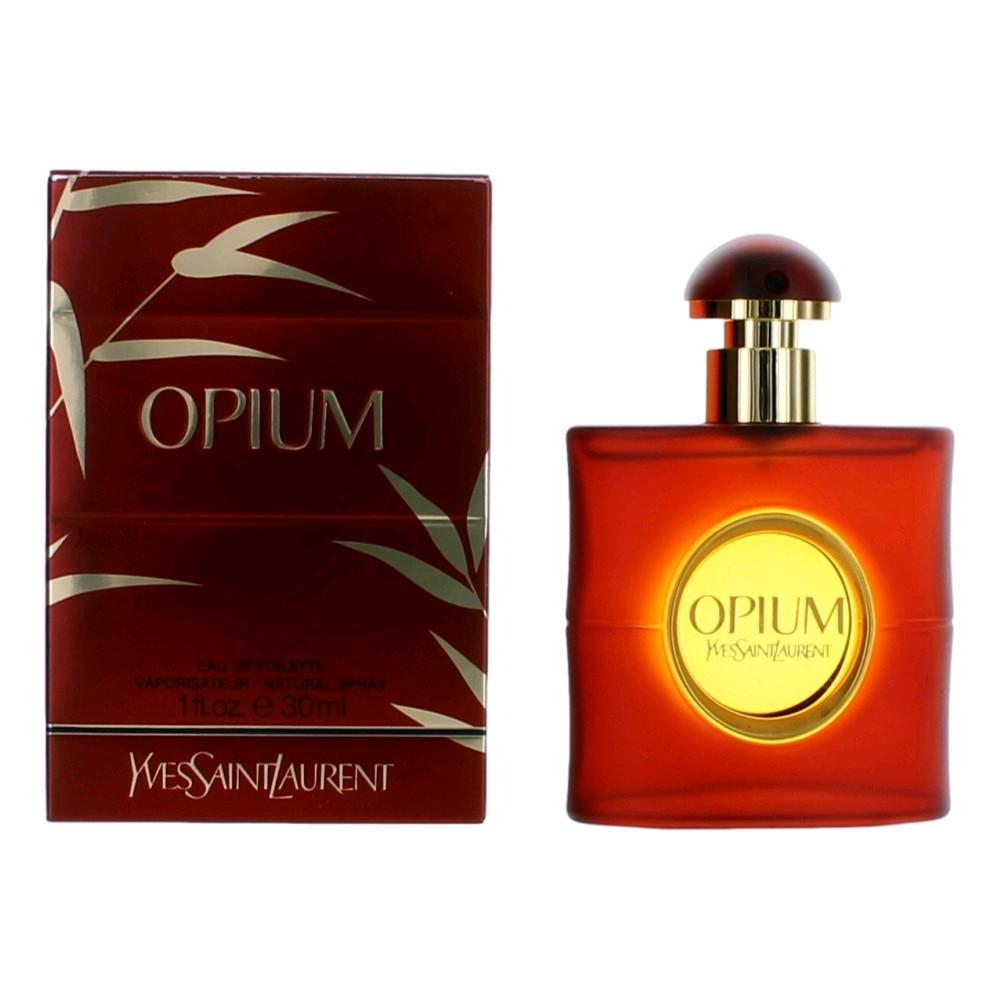 Opium by Yves Saint Laurent, 1 oz EDT Spray for Women