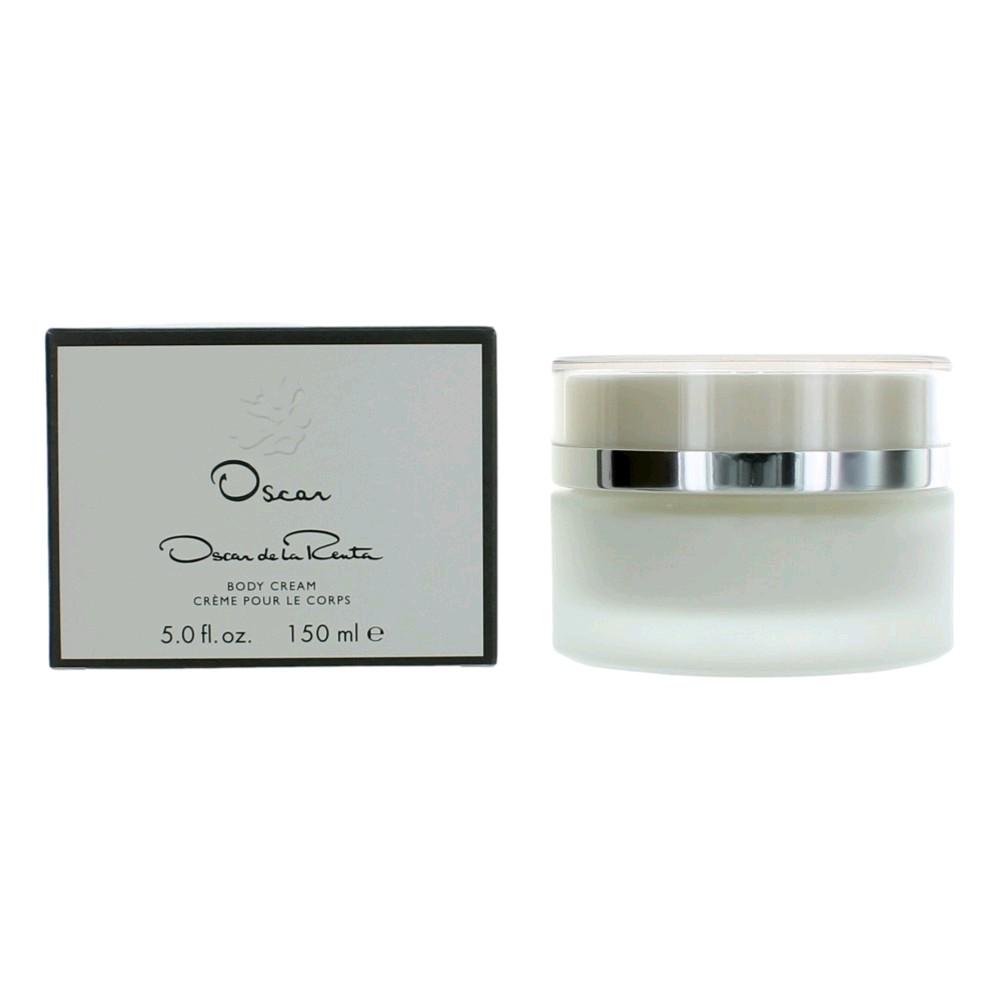 Oscar by Oscar De La Renta, 5 oz Body Cream for Women
