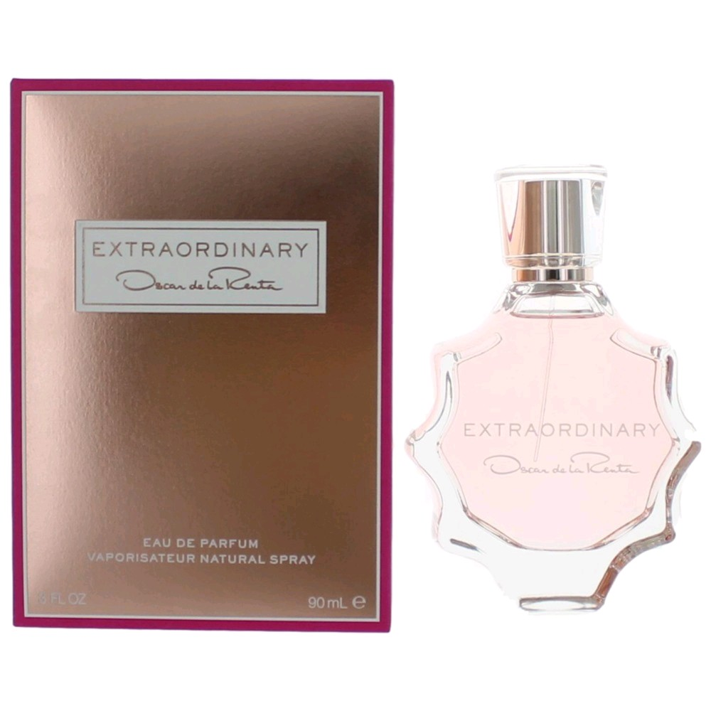 Extraordinary by Oscar De La Renta, 3 oz EDP Spray for Women