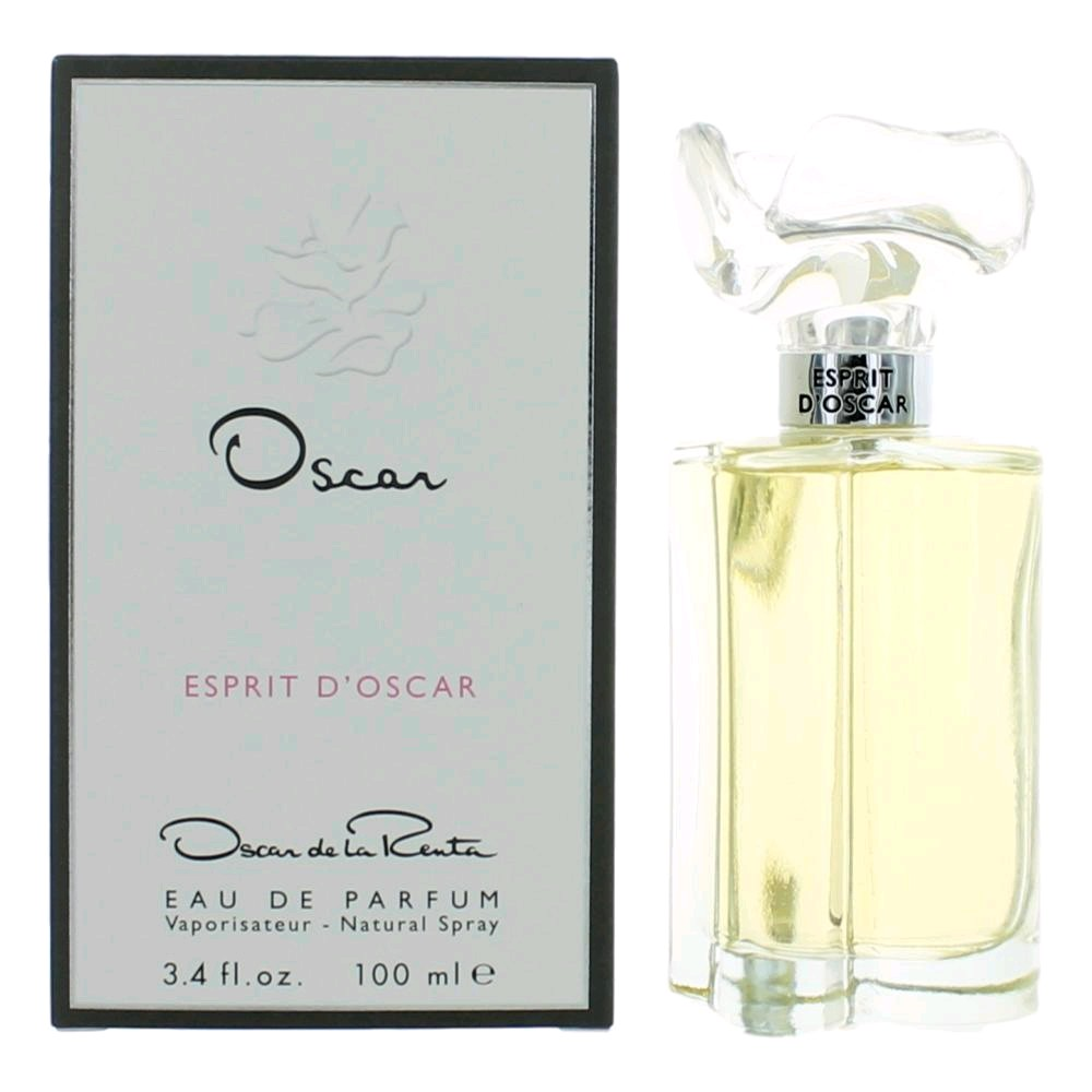Oscar Esprit D'Oscar by Oscar De La Renta, 3.3 oz EDP Spray for Women