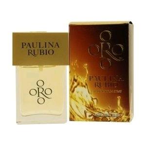 Oro by Paulina Rubio, 1 oz Eau De Parfum Spray for women