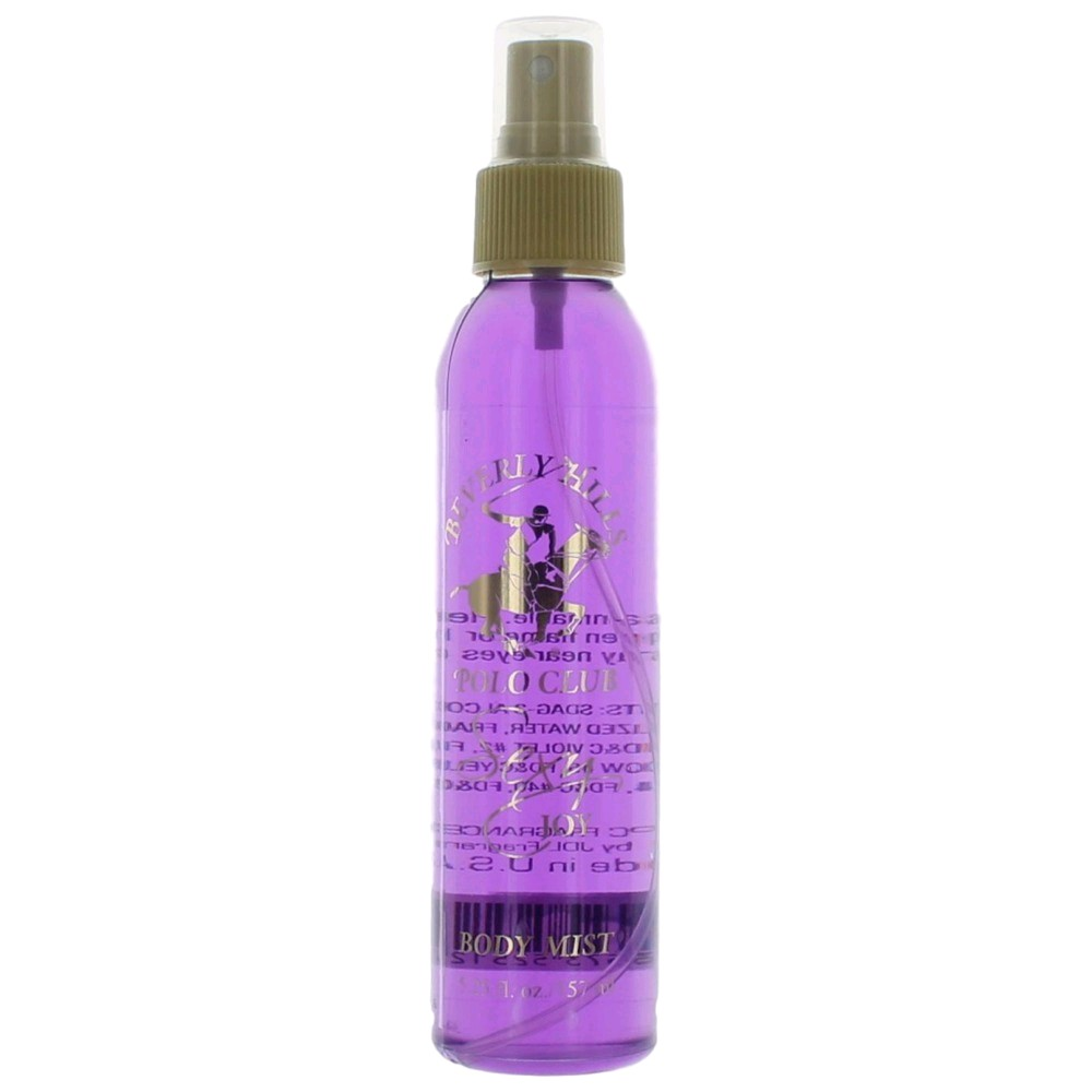 Image of Beverly Hills Polo Club Sexy Joy by Beverly Hills Polo Club, 5.25 oz Body Mist for Women