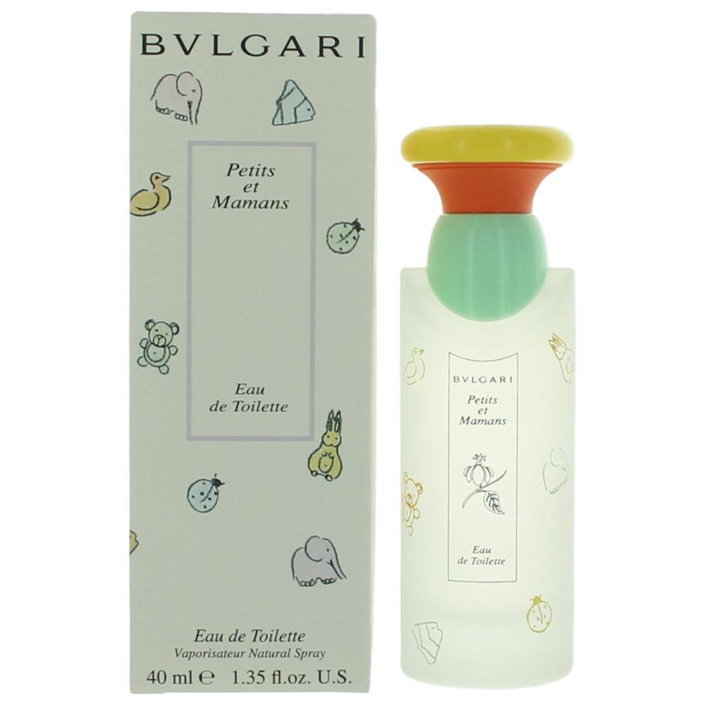 Petits et Mamans by Bvlgari, 1.35 oz EDT Scented Water for Women/Girls