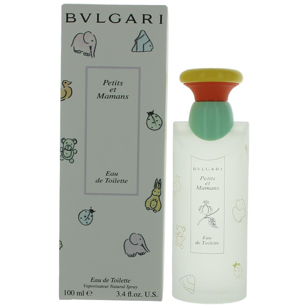 Petits et Mamans by Bvlgari, 3.4 oz EDT Spray for Women/Girls