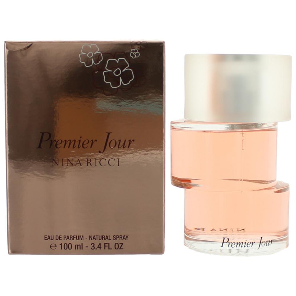 Premier Jour By Nina Ricci, 3.3 Oz Edp Spray For Women