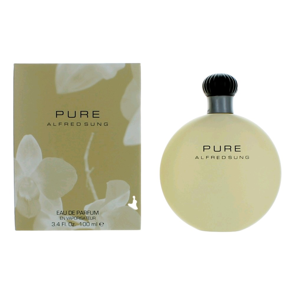 Pure by Alfred Sung, 3.4 oz EDP Spray for Women