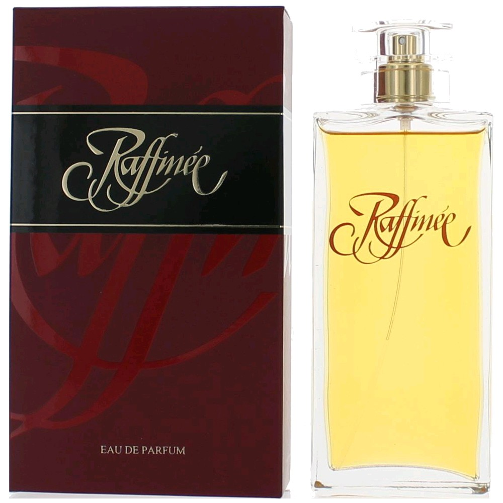 Raffinee by Prism Parfums, 3.4 oz Eau De Parfum Spray for Women