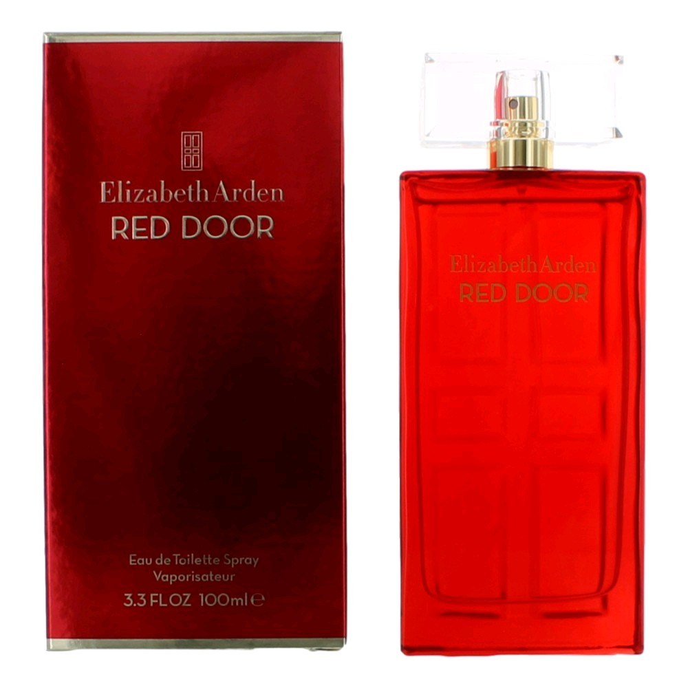 Red Door by Elizabeth Arden, 3.3 oz Eau De Toilette Spray for women