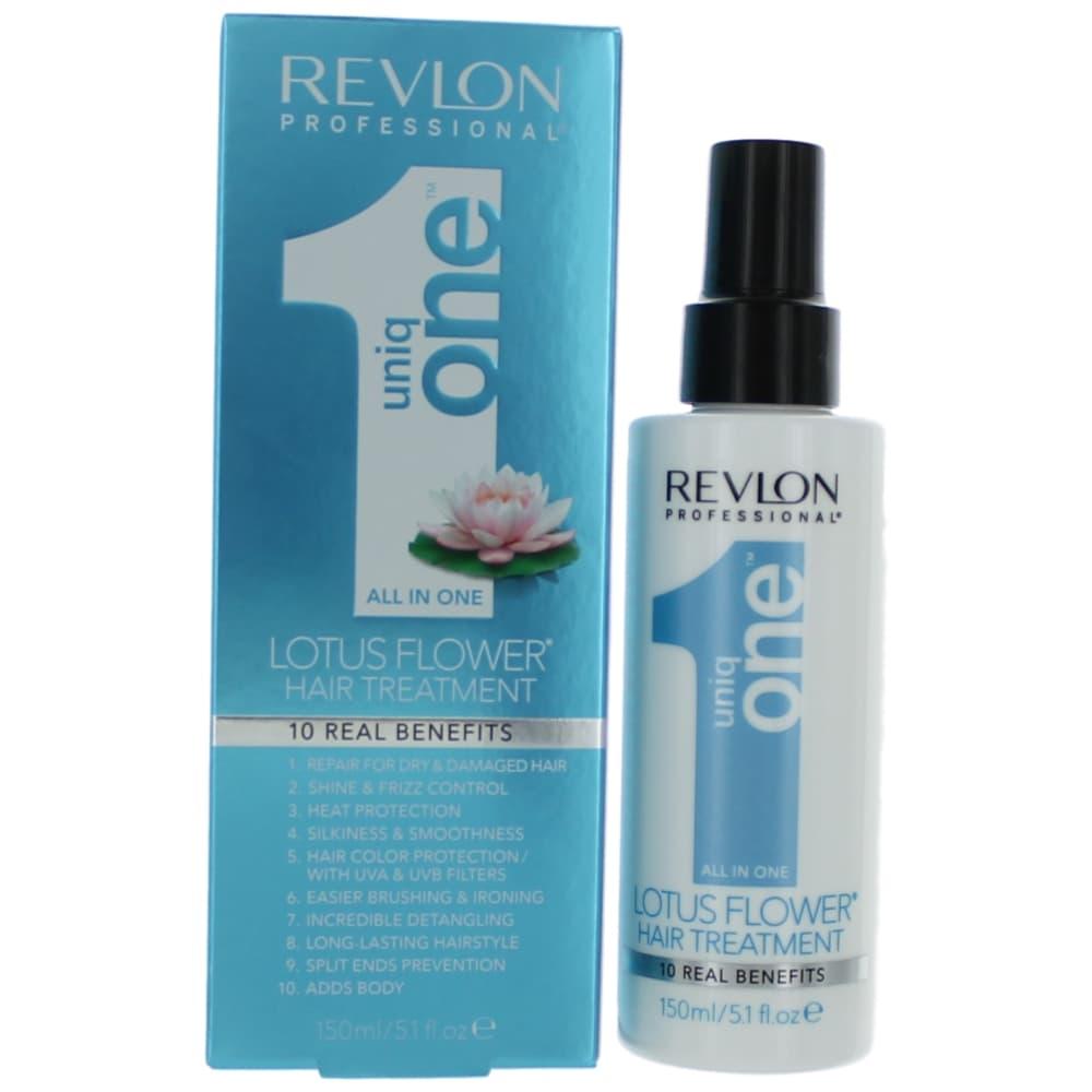 Uniq All in One by Revlon, 5.1 oz Uniq One Lotus Flower Hair Treatment