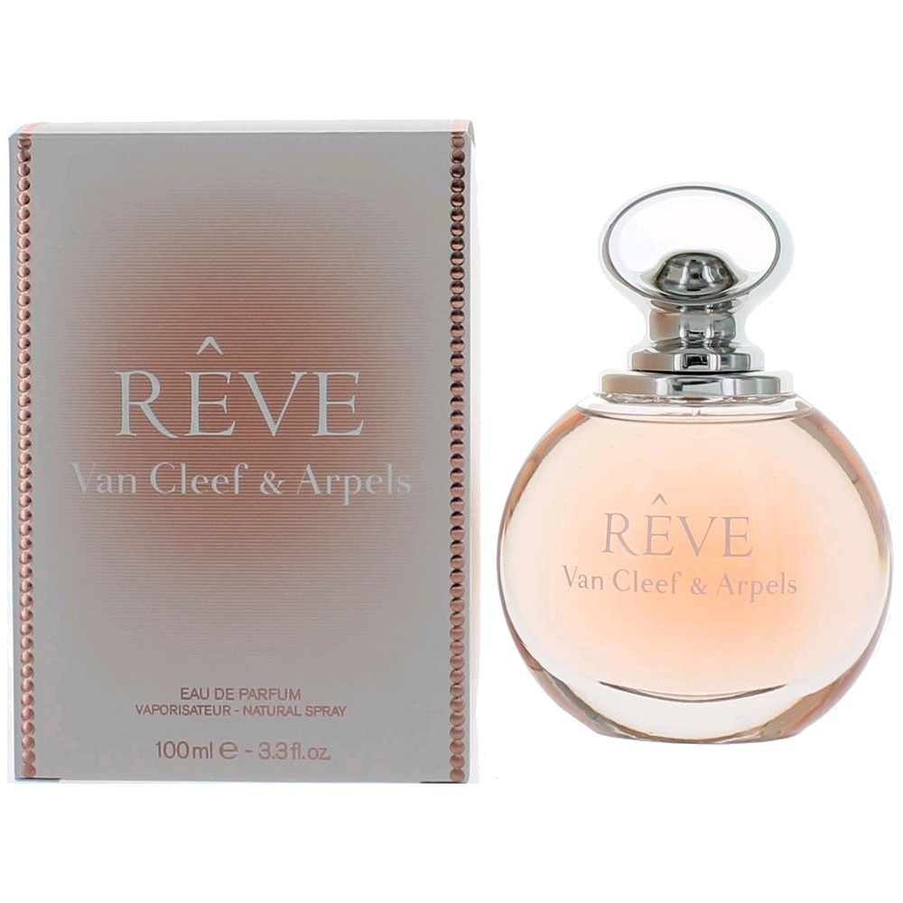 reve perfume by van cleef and arpels 3 4 oz edp spray for. Black Bedroom Furniture Sets. Home Design Ideas