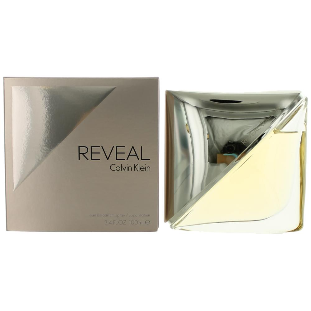 Reveal by Calvin Klein, 3.4 oz EDP Spray for Women
