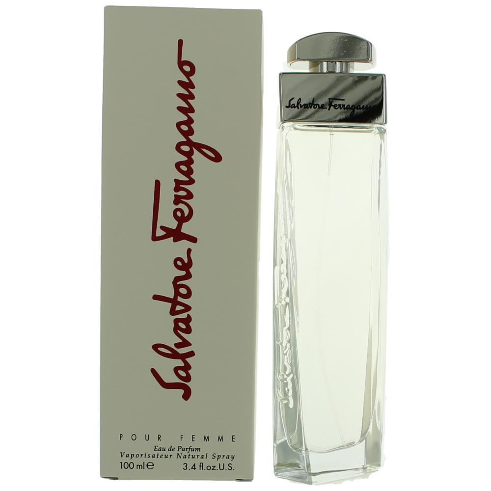 9b0ec6969f6c0 646875422525. Salvatore Ferragamo by Ferragamo, 3.4 oz Eau De Parfum Spray  for Women