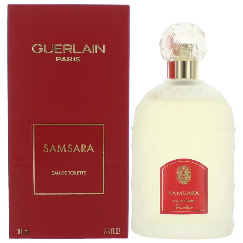 Samsara by Guerlain, 3.3 oz EDT Spray for Women