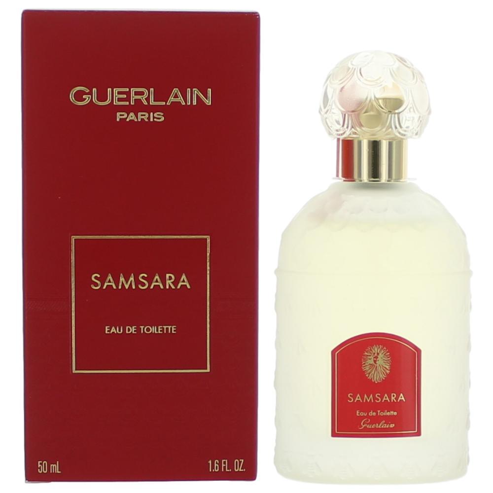 Samsara Eau De Parfum By Guerlain 1989 Basenotesnet