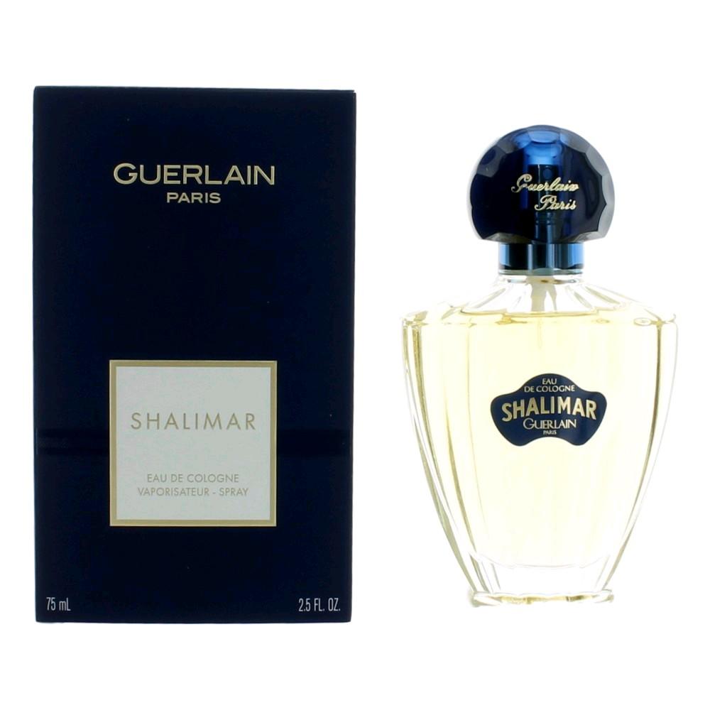 Shalimar by Guerlain, 2.5 oz Eau De Cologne Spray for Women