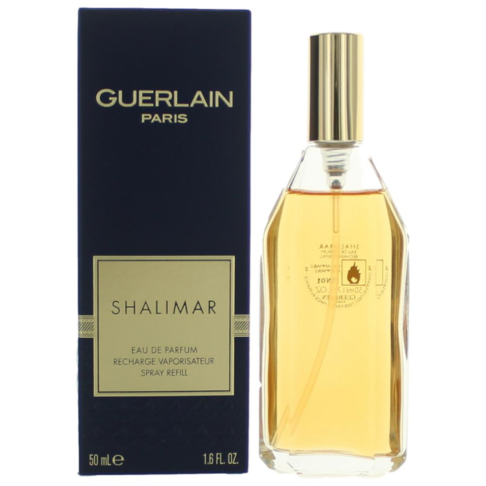 Shalimar by Guerlain, 1.6 oz EDP REFILL Spray for Women