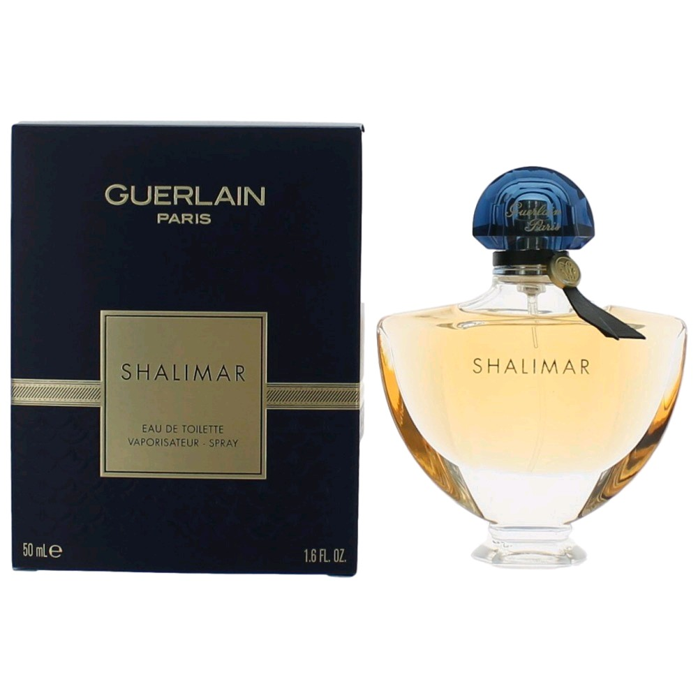 Shalimar by Guerlain, 1.6 oz EDT Spray for Women