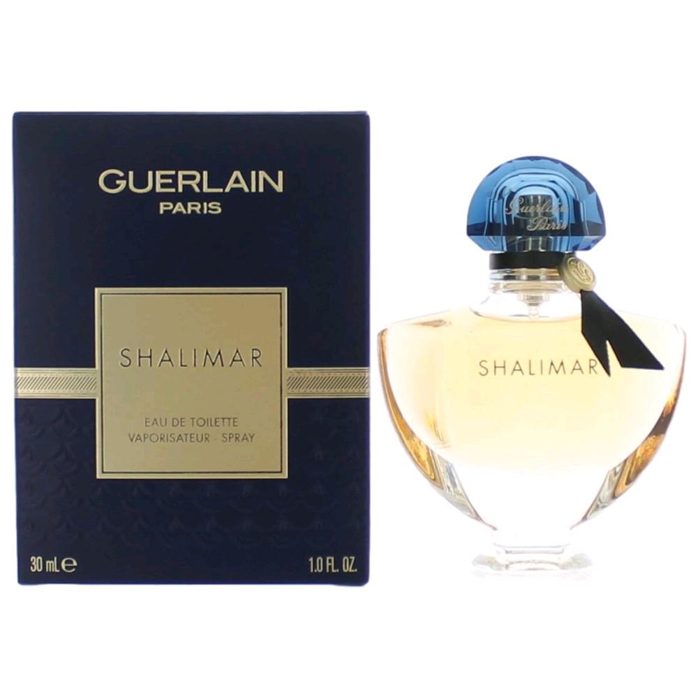 Shalimar by Guerlain, 1 oz EDT Spray for Women
