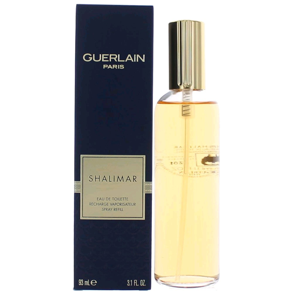 Shalimar by Guerlain, 3.1 oz EDT Spray REFILL for Women