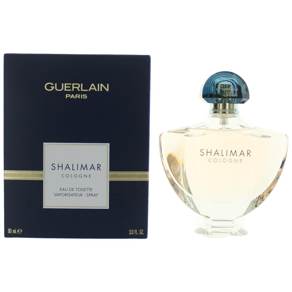Shalimar Cologne by Guerlain, 3 oz EDT Spray for Women