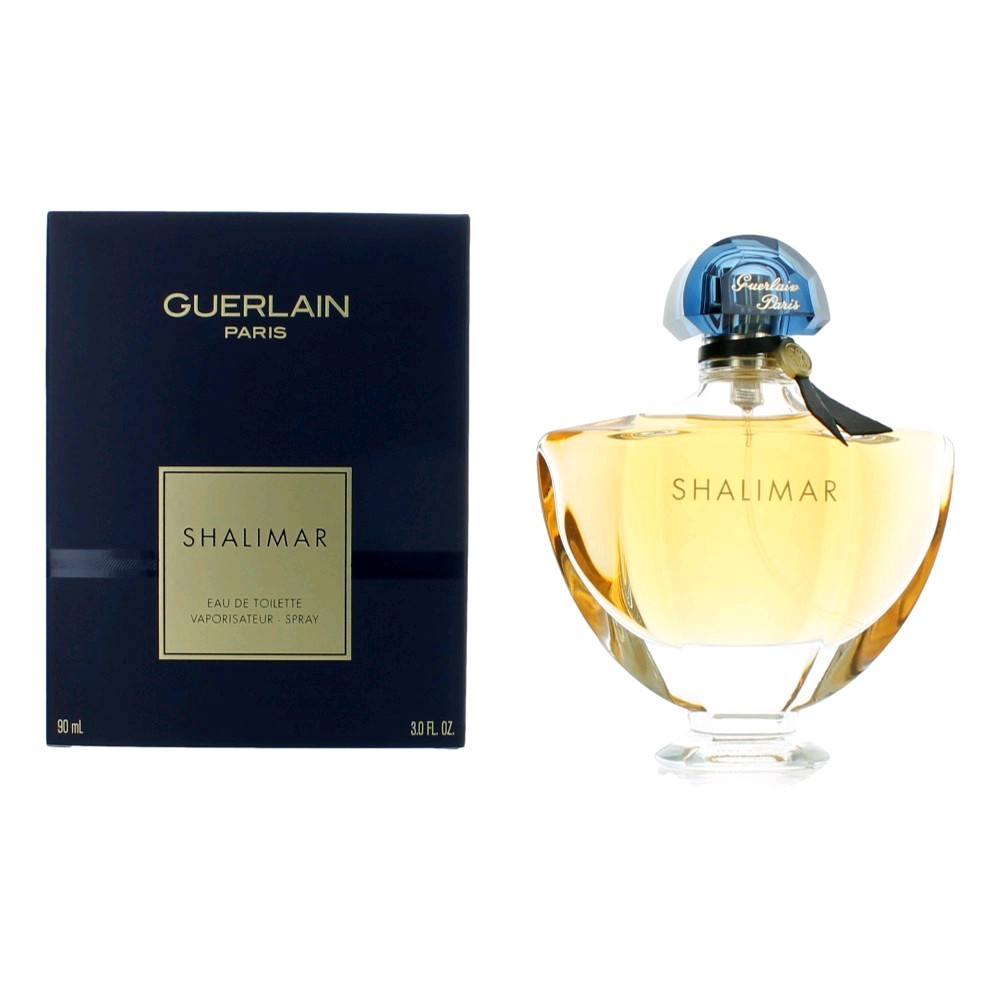 Shalimar by Guerlain, 3 oz EDT Spray for Women