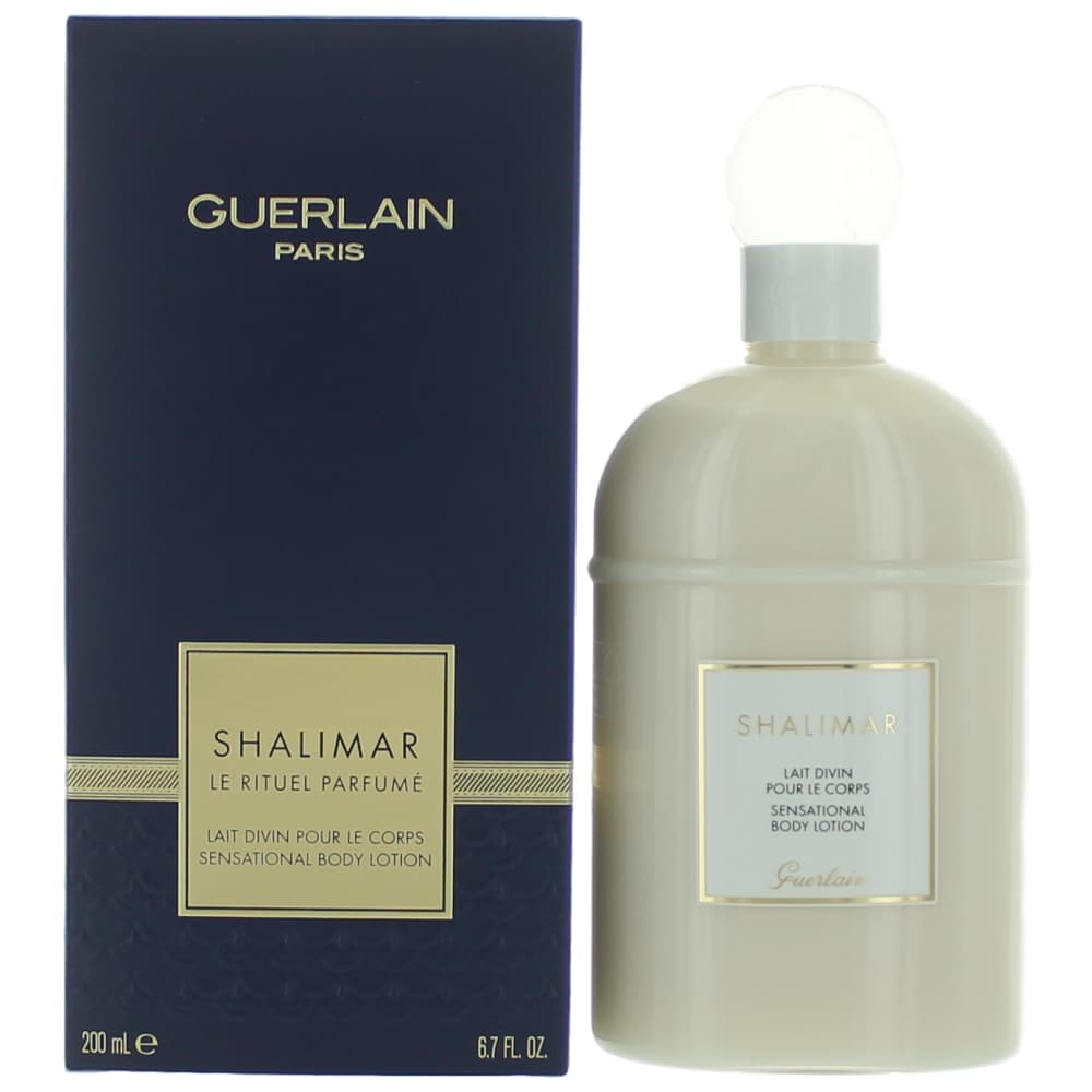 Shalimar by Guerlain, 6.7 oz Sensational Body Lotion for Women