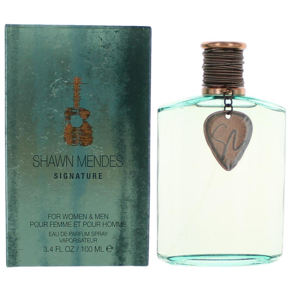 Shawn Mendes Signature by Shawn Mendes, 3.4 oz Eau De Parfum Spray for Unisex