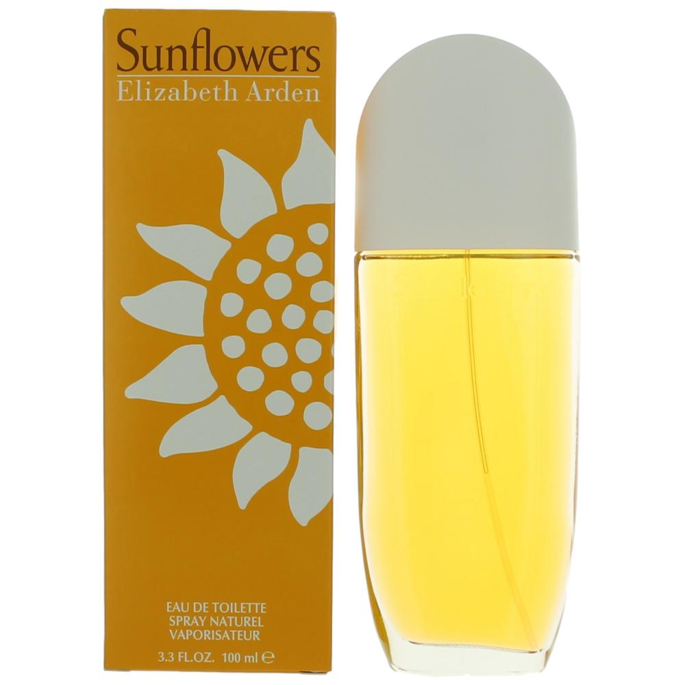 Sunflowers by Elizabeth Arden, 3.4 oz Eau De Toilette Spray for women
