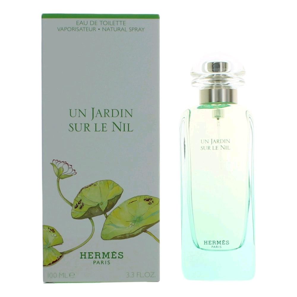 Un Jardin Sur Le Nil by Hermes, 3.3 oz Eau De Toilette Spray Unisex