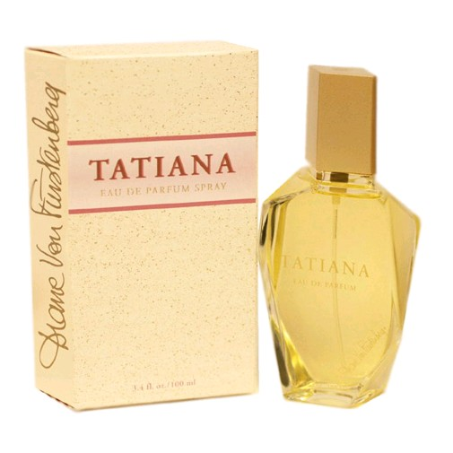 Tatiana by Diane Von Furstenberg, 3.4 oz Eau De Parfum Spray for Women