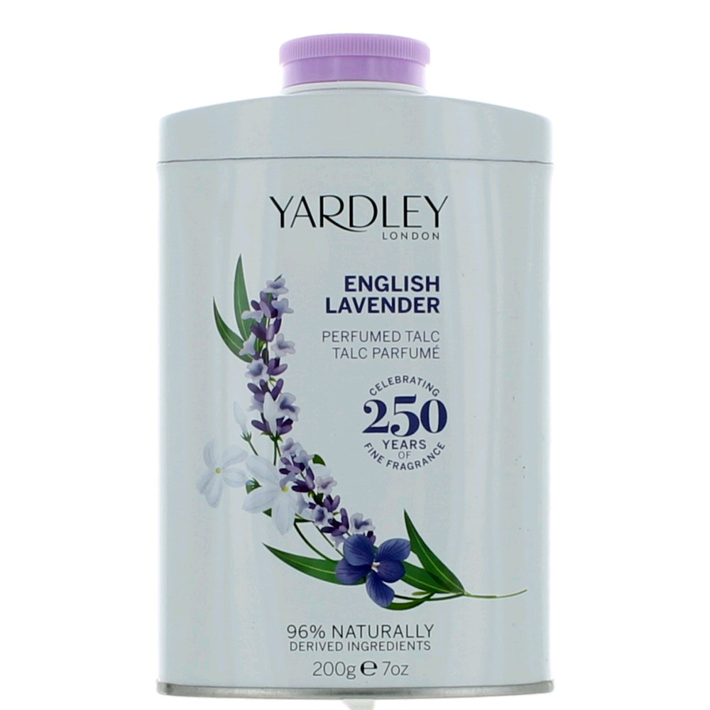 English Lavender by Yardley is an Aromatic Fougere fragrance for women. Top notes are rosemary, eucalyptus, lavender and bergamot; middle notes are clary sage, cedar and geranium; base notes are tonka bean, musk and oakmoss.