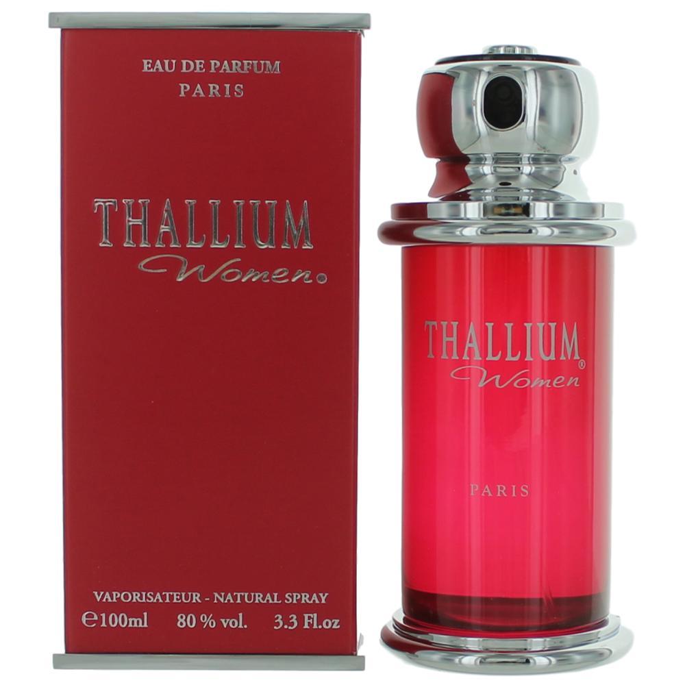 Thallium by Jacques Evard, 3.3 oz Eau De Parfum Spray for Women