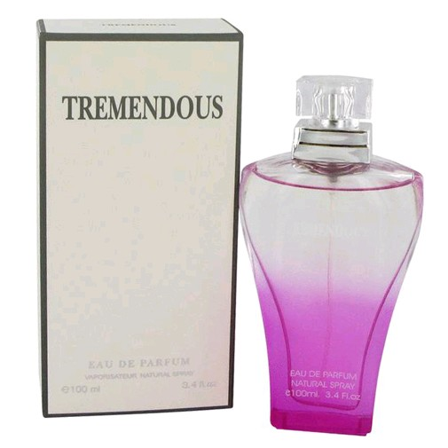 Tremendous by Tremendous, 3.4 oz Eau De Parfum Spray for Women