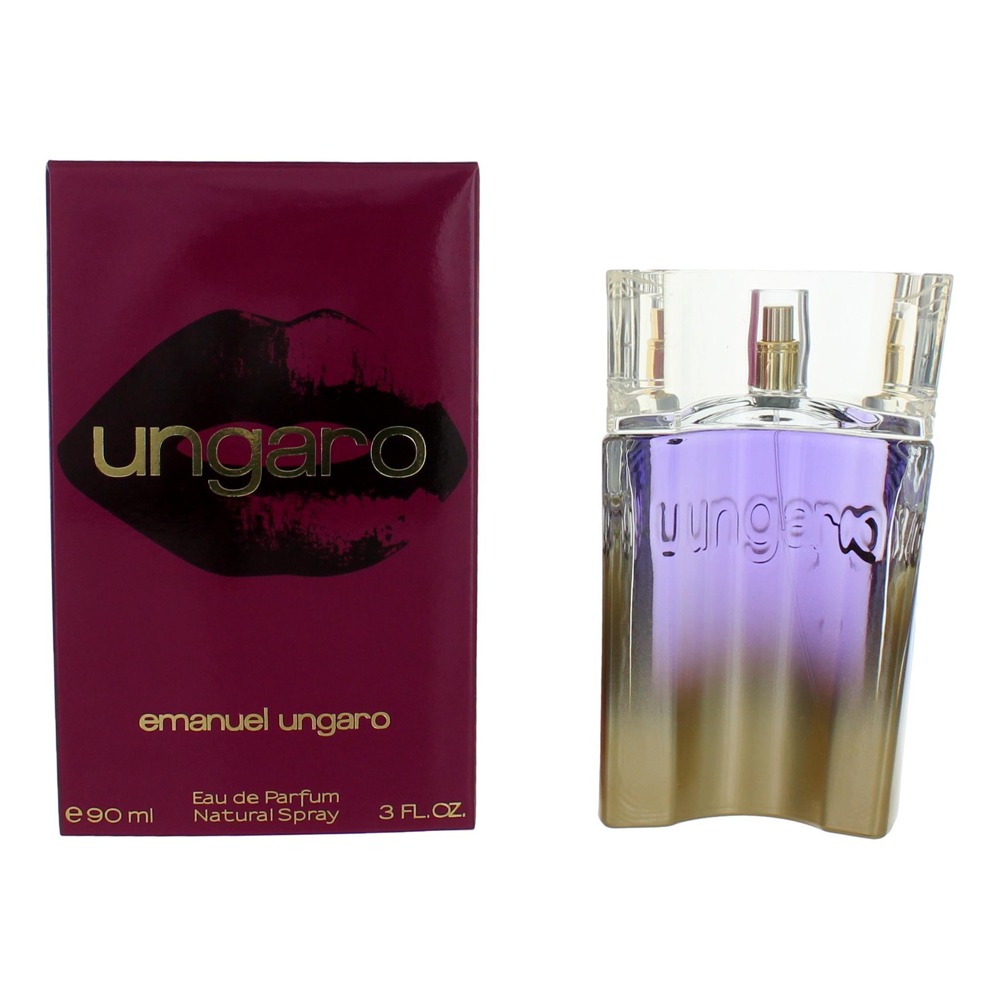 Ungaro by Emanuel Ungaro, 3 oz Eau De Parfum Spray for Women
