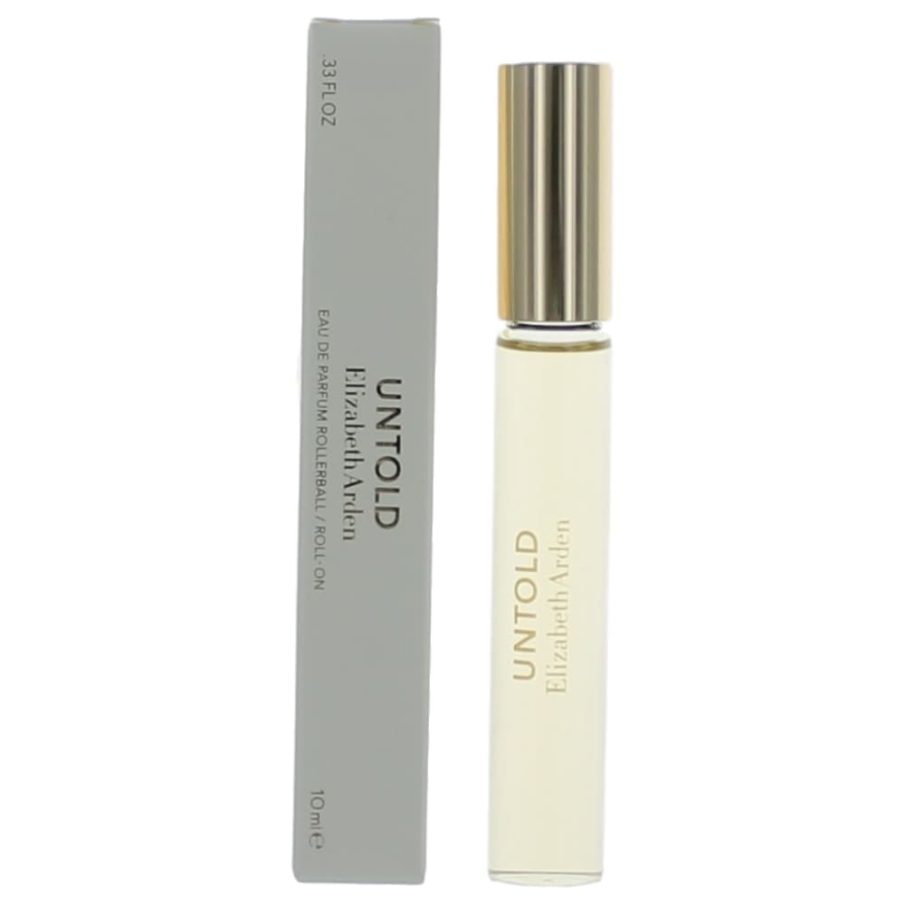 Untold by Elizabeth Arden, .33 oz EDP Rollerball for Women